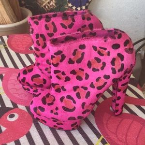 Senso Diffusion Hide on Hair Pink Booties